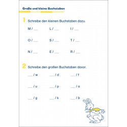 TESSLOFF 1. Klasse Übungsblock - Deutsch FIT FÜR DIE SCHULE