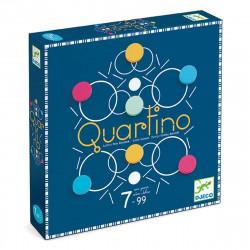 DJECO Quartino Strategiespiel ab 7 Jahren