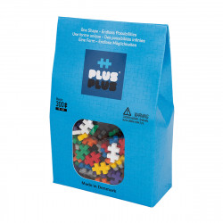 PLUS-PLUS 300 Kreativ Bausteine ab 5 Jahren