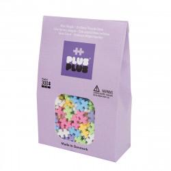 PLUS-PLUS 300 Kreativ Bausteine Pastell ab 5 Jahren