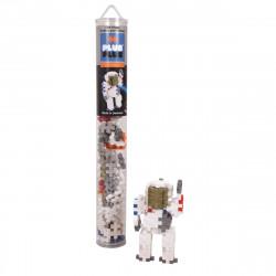 PLUS-PLUS 100 Kreativ Bausteine Astronaut Tube