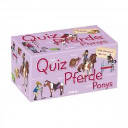 MOSES das Quiz der Pferde und Ponys Kinderquiz ab 8 Jahren