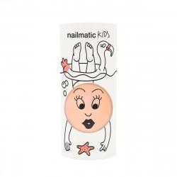 NAILMATIC KIDS - Kinder Nagellack Flamingo Neon Coral, 8 ml