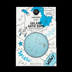 NAILMATIC KIDS - Badebombe blau COMET für Kinder