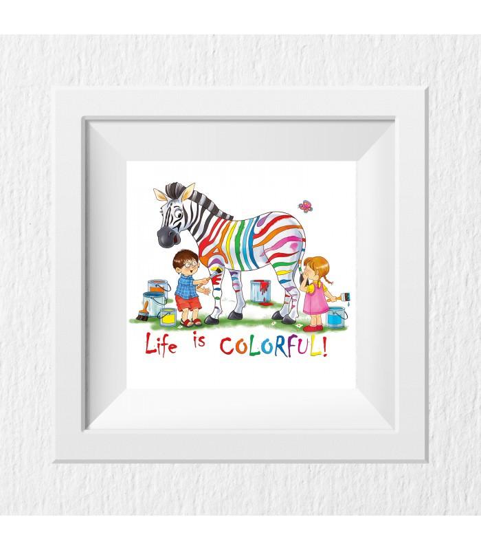 041 Kinderzimmer Bild