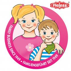 """HELESS Lätzchen """"Faultier Flauschi"""" Puppenkleidung SPIELGUT"""