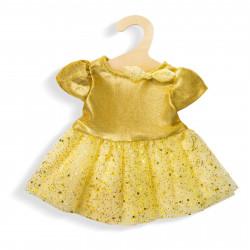 "HELESS Kleid ""Sterntaler"" Gr. 35-45 cm Puppenkleidung"