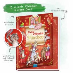 TRÖTSCH Meine schönsten Märchen 64 Seiten wattierter Einband