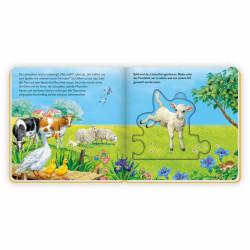 TRÖTSCH Mein 1. Puzzlespaß Bauernhof 8 Seiten