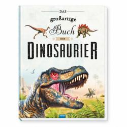 TRÖTSCH Das großartige Buch der Dinos 104 Seiten