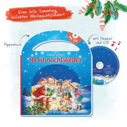 TRÖTSCH Weihnachtslieder mit CD 12 Seiten