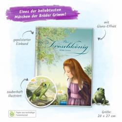 TRÖTSCH Der Froschkönig 64 Seiten