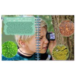 MOSES Expedition Natur Das Mikroskop Forscherbuch