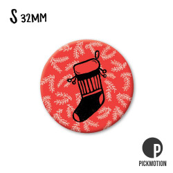 Pickmotion S-Magnet Weihnachts Socke Christmas