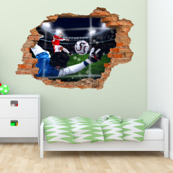 loch in der wand nikima. Black Bedroom Furniture Sets. Home Design Ideas