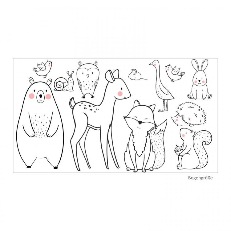 schwarz-weiß zeichnungen