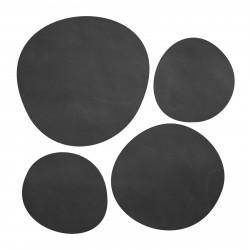 011 Kreise - selbstklebende Tafelfolie/ Kreidefolie inkl. 3 Stück Kreide
