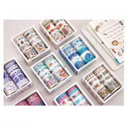 Washi Tape Set Indianer - Masking Tape