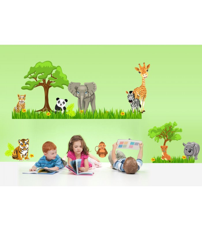 088 baby zoo safari tiere. Black Bedroom Furniture Sets. Home Design Ideas