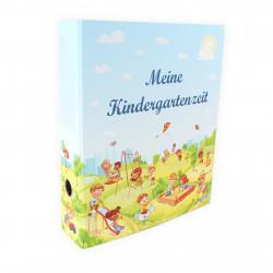 """Kindergarten Portfolio Ordner """"Meine Kindergartenzeit"""""""