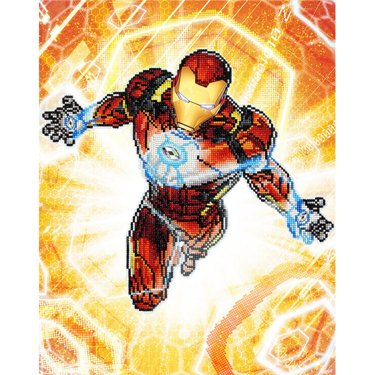 Diamond Dotz Marvel Avengers Iron Man