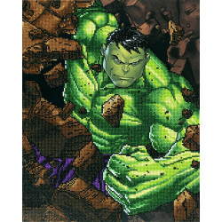 Diamond Dotz Marvel Avengers Hulk