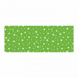 Stiftebecher Sterne grün/weiß - Kinder Stifteköcher Stiftehalter
