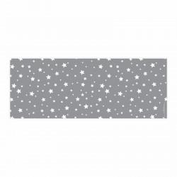 Stiftebecher Sterne grau/weiß - Kinder Stifteköcher Stiftehalter