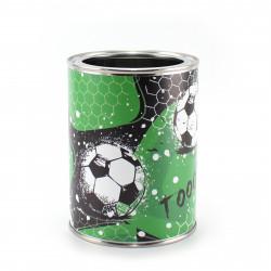 Stiftebecher Fussball TOR - Kinder Stifteköcher Stiftehalter