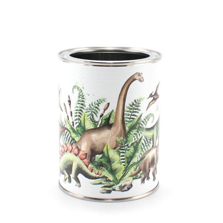 Stiftebecher Dinosaurier - Kinder Stifteköcher Stiftehalter