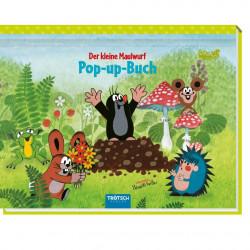 TRÖTSCH Der kleine Maulwurf Mini Pop-up Buch