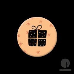 Pickmotion S-Magnet Geschenk Schwarz