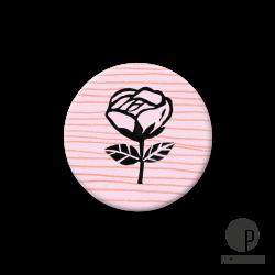Pickmotion S-Magnet Rose Pink/Schwarz