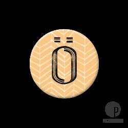 Pickmotion S-Magnet Buchstabe Ö