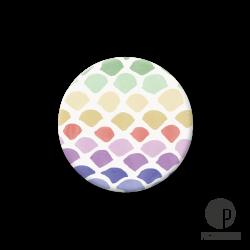 Pickmotion S-Magnet Eiscreme Regenbogen